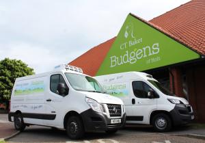 Budgens Vans