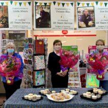 25 Years Service in Aylsham