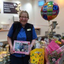 Happy Retirement Sue!